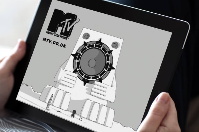 MTV: Ludo Character Development & Integrated Campaign Results Image