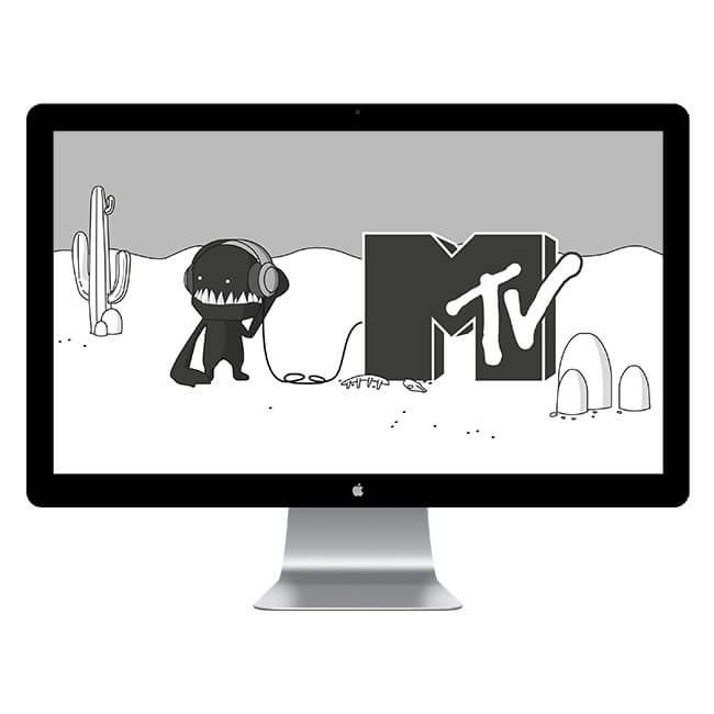 MTV: Ludo Character Development & Integrated Campaign Solution Image