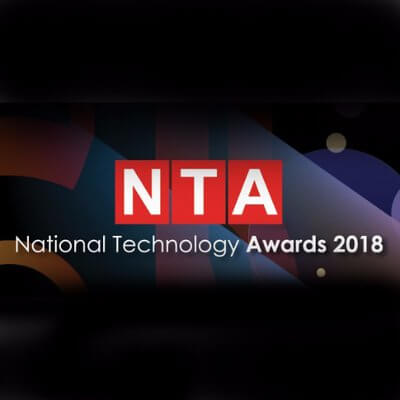 National Technology Awards 2018